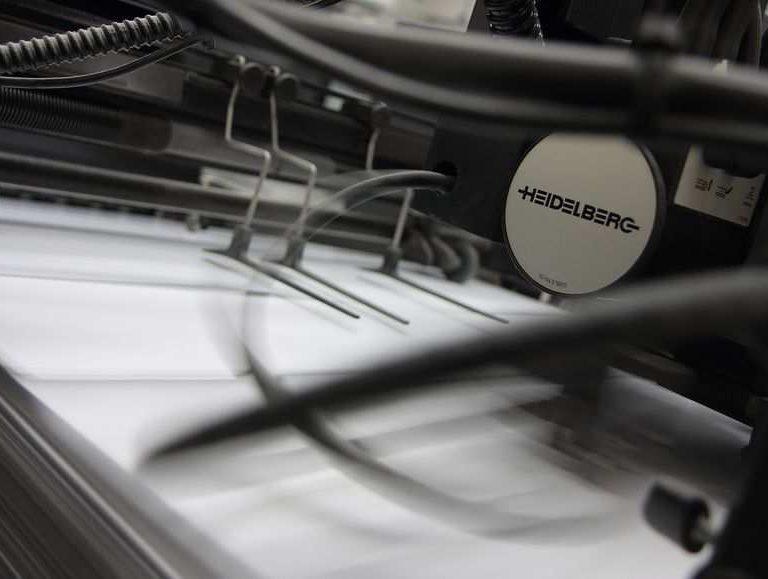 Najlepsza drukarnia – Śląsk