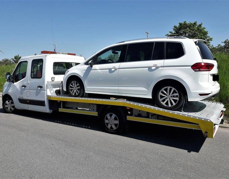 Pomoc drogowa – mobilny warsztat