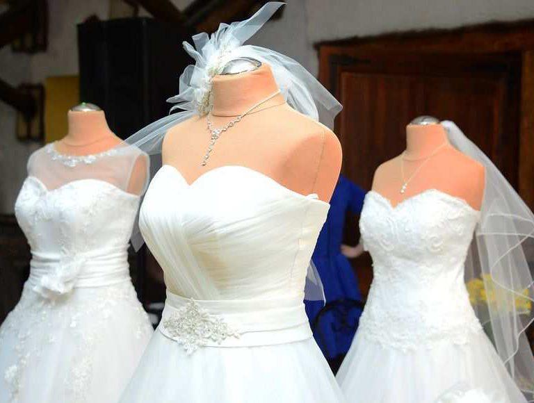 Suknie ślubne i wieczorowe